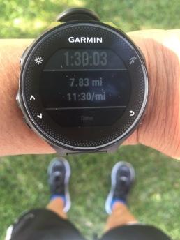 4/1 run-walk intervals
